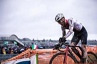 Lukas Fluckiger (SUI)<br /> <br /> Men's Elite race<br /> UCI 2020 Cyclocross World Championships<br /> Dübendorf / Switzerland<br /> <br /> ©kramon