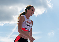 4th July 2021; Stockholm Olympic Stadium, Stockholm, Sweden; Diamond League Grand Prix Athletics, Bauhaus Gala; Nicola McDermott after her seasons best high jump