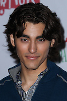 HOLLYWOOD, CA - DECEMBER 01: Blake Michael arriving at the 82nd Annual Hollywood Christmas Parade held at Hollywood Boulevard on December 1, 2013 in Hollywood, California. (Photo by Xavier Collin/Celebrity Monitor)