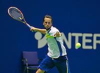 20-12-13,Netherlands, Rotterdam,  Topsportcentrum, Tennis Masters, , ,    Boy Westerhof (NED)<br /> Photo: Henk Koster