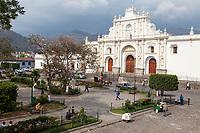 Guatemala, Antigua City