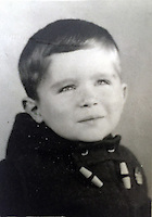 Pictured: Paul Jefferies when he was about 10 years old.<br /> Re: Ben Bamford, accused of murdering one of George Osborne's top Treasury advisers arrived at court for his trial today.<br /> Paul Jefferies, 52, was a reclusive figure who barely set foot outside his door since moving from London to the house in Mayfield, East Sussex, where his body was found in February.<br /> Bamford, 18, was brought by prison van to Lewes Crown Court today for the start of his trial.<br /> Mr Jefferies, a top official at HMRC, was found at his home in Coggins Mill Lane on February 25 after colleagues expressed concerns for his welfare.