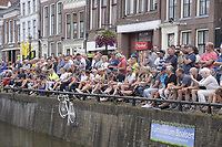 WIELRENNEN: BOLSWARD: BinckBank Tour 12-08-2018, Ploegenpresentatie, ©foto Martin de Jong