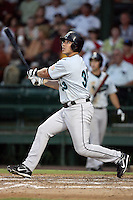August 16, 2008: Kevin Randel (33) of the Jupiter Hammerheads at Jackie Robinson Ballpark in Daytona Beach, FL. Photo by: Chris Proctor/Four Seam Images
