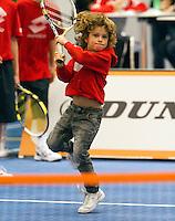 17-12-10, Tennis, Amsterdam, Persconferentie ABNAMROWTT