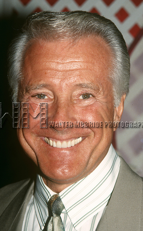 Lyle Waggoner pictured at the N.A.T.P.E. convention in Miami, Florida in January of 1994.