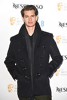 Andrew Garfield<br /> at the 2017 BAFTA Film Awards Nominees party held at Kensington Palace, London.<br /> <br /> <br /> ©Ash Knotek  D3224  11/02/2017