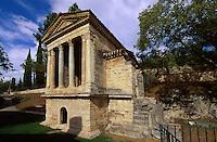 Italien, Umbrien, Tempel von Clitunno, evt. aus dem 4.Jh.