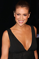 Alyssa Milano, 07-13-08 Photo By John Barrett/PHOTOlink