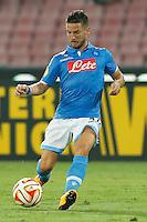 Dries Mertens Napoli,  <br /> Napoli 18-09-2014 Stadio San Paolo <br /> Football Calcio UEFA Europa League Group I. Napoli - Sparta Praga.<br /> Foto Cesare Purini / Insidefoto