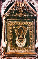 Venice:  Basilica San Marco--Madonna.  Photo '83.