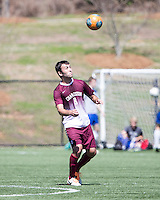 The College of Charleston Cougars played the  Georgia Southern Eagles in The Manchester Cup on April 5, 2014.  The Cougars won 2-0.  Trot Peterson (8)