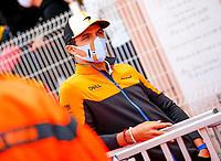 23rd May 2021; Principality of Monaco; F1 Grand Prix of Monaco,   Race Day;   4 Lando Norris GBR, McLaren F1 Team, F1 Grand Prix of Monaco at Circuit de Monaco