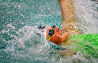 Action from the Swimming NZ division 2 national championships at Rotorua Aquatic Centre in Rotorua, New Zealand on Tuesday, 7 March 2017. Photo: Simon Watts / bwmedia.co.nz