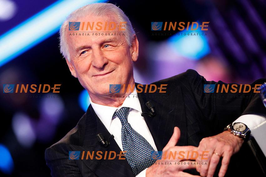 Giovanni Trapattoni <br /> Parigi 05/01/2014 <br /> Club Sunday TV Show - Bein Sport <br /> Foto Gwendoline Le Goff / Panoramic / Insidefoto
