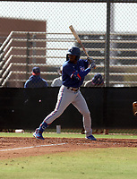 Julio Pablo Martinez - 2020 AIL Rangers (Bill Mitchell)