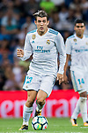 Mateo Kovacic of Real Madrid in action during their La Liga 2017-18 match between Real Madrid and Valencia CF at the Estadio Santiago Bernabeu on 27 August 2017 in Madrid, Spain. Photo by Diego Gonzalez / Power Sport Images
