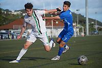 210522 Central League Football - Wellington Olympic v Wainuiomata