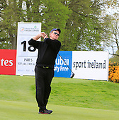 Bernie McGuire during the Pro-Am ahead of the 2016 Dubai Duty Free Irish Open hosted by The Rory Foundation and played at The K-Club, Straffan, Ireland. Picture Stuart Adams, www.golftourimages.com: 18/05/2016