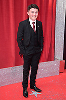 Reis Bruce<br /> arriving for the British Soap Awards 2018 at the Hackney Empire, London<br /> <br /> ©Ash Knotek  D3405  02/06/2018