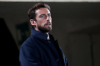 Former italian player Claudio Marchisio looks on prior to the the Uefa friendly football match between Italy and Moldova at Artemio Franchi Stadium in Firenze (Italy), October, 7th 2020. Photo Andrea Staccioli/ Insidefoto