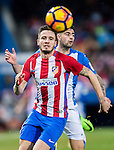 Jorge Resurreccion Merodio, Koke, of Atletico de Madrid in action during their La Liga match between Atletico de Madrid and Deportivo Leganes at the Vicente Calderón Stadium on 04 February 2017 in Madrid, Spain. Photo by Diego Gonzalez Souto / Power Sport Images