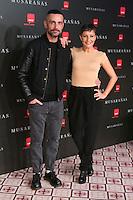 "David Delfin and Eva Hache attend the Premiere of the movie ""Musaranas"" in Madrid, Spain. December 17, 2014. (ALTERPHOTOS/Carlos Dafonte) /NortePhoto /NortePhoto.com"