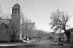 Taos New Mexico 1970s USA