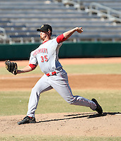 Jeremy Horst - Peoria Saguaros - 2010 Arizona Fall League.Photo by:  Bill Mitchell/Four Seam Images..