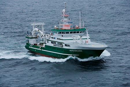 Marine Institute's RV Celtic Explorer