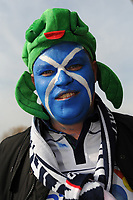 A Scottish fan before the RBS 6 Nations match between England and Scotland at Twickenham Stadium on Saturday 11th March 2017 (Photo by Rob Munro/Stewart Communications)