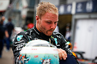 23rd May 2021; Principality of Monaco; F1 Grand Prix of Monaco,   Race Day;  BOTTAS Valtteri fin, Mercedes AMG F1 GP W12 E frustrated as an equipment failure retired his car in the pits