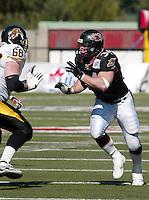 Tim Fleiszer Ottawa Renegades 2003. Photo Scott Grant