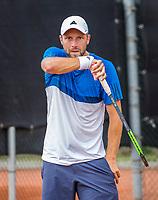 Rotterdam, Netherlands, August21, 2017, Rotterdam Open, Tom Kocrvar-Desman SLO)<br /> Photo: Tennisimages/Henk Koster