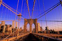 """Brooklyn Bridge - New York NY"