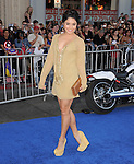 """Vanessa Hudgens at The Marvel Studios Premiere of """" Captain America : The First Avenger """"  held at The El Capitan Theatre in Hollywood, California on July 19,2011                                                                               © 2011 DVS/Hollywood Press Agency"""