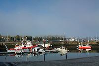 Stranraer Harbour, Stranraer, Dumfries & Galloway<br /> <br /> Copyright www.scottishhorizons.co.uk/Keith Fergus 2011 All Rights Reserved