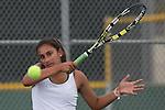 2014 girls tennis: Los Altos High School vs. Homestead High School