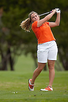 SAN ANTONIO, TX - MARCH 20, 2007: The University of Texas at San Antonio Roadrunners Women's Golf Spring Qualifier at the La Canter Palmer Golf Course. (Photo by Jeff Huehn)