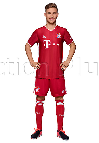 26th October 2020, Munich, Germany; Bayern Munich official seasons portraits for season 2020-21;  Joshua Kimmich