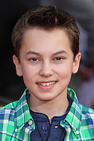 """HOLLYWOOD, LOS ANGELES, CA, USA - MARCH 11: Hayden Byerly at the World Premiere Of Disney's """"Muppets Most Wanted"""" held at the El Capitan Theatre on March 11, 2014 in Hollywood, Los Angeles, California, United States. (Photo by Xavier Collin/Celebrity Monitor)"""