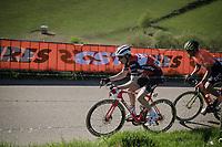 Bauke Mollema (NED/Trek-Segafredo) up the Keutenberg<br /> <br /> 54th Amstel Gold Race 2019 (1.UWT)<br /> One day race from Maastricht to Berg en Terblijt (NED/266km)<br /> <br /> ©kramon