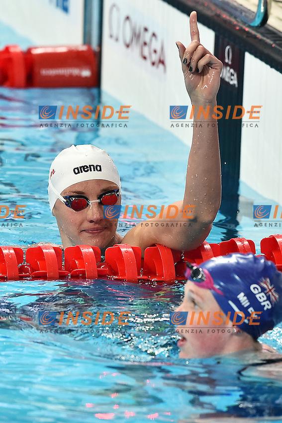 HOSSZU Katinka HUN Women's 200m Individual Medley <br /> Day10 02/08/2015 Kazan Arena <br /> Swimming Nuoto <br /> XVI FINA World Championships Aquatics  <br /> Kazan Tatarstan RUS <br /> Photo Andrea Staccioli/Deepbluemedia/Insidefoto