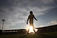 BOGOTÁ- COLOMBIA, 20-09-2021:La Equidad y Deportivo Pereira en partido por la fecha 10 como parte de la Liga BetPlay DIMAYOR II 2021 jugado en el estadio Metropolitano de Techo de la ciudad de Bogotá. / La Equidad and Deportivo Pereira in match for the date 10 as part of the BetPlay DIMAYOR League II 2021 played at Metropolitano de Techo stadium in Bogota city. Photo: VizzorImage / Felipe Caicedo / Staff
