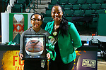 Mean Green Women's  v Marshall at Super Pit in Denton on February 27, 2021