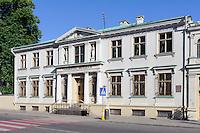 Uhrenmuseum in Klaipeda, Litauen, Europa
