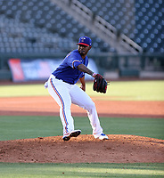 Joely Rodriguez - Texas Rangers 2021 spring training (Bill Mitchell)
