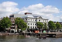 Nederland Amsterdam 2020.. Koninklijk Theater Carre aan de Amstel. Foto Berlinda van Dam / Hollandse Hoogte
