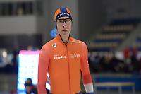 SPEEDSKATING: 22-11-2019 Tomaszów Mazowiecki (POL), ISU World Cup Arena Lodowa, Jorrit Bergsma (NED), ©photo Martin de Jong