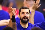 Liga ENDESA 2020/2021. Jornada: 32.<br /> FC Barcelona vs Baxi Manresa: 97-89.<br /> Nikola Mirotic